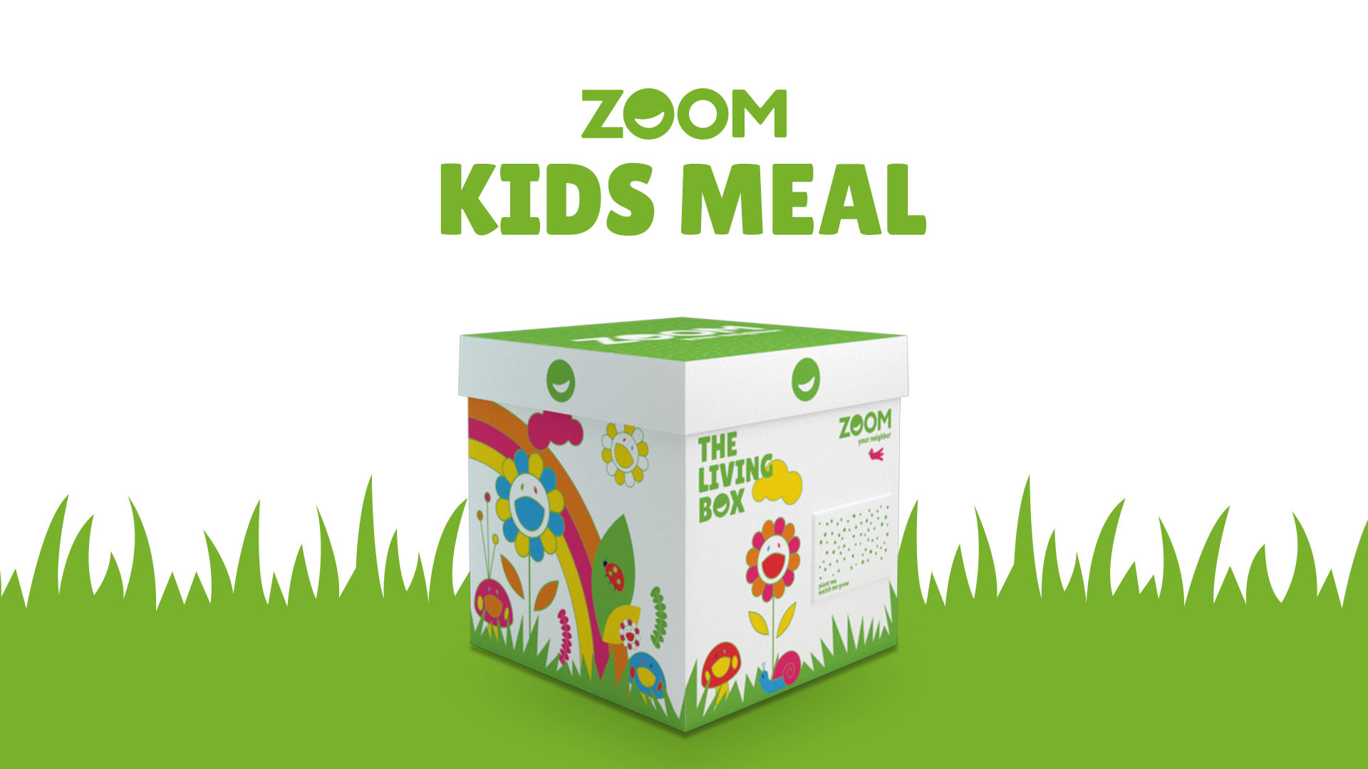 ZOOM Kids Meal